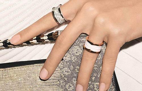 宝格丽弹簧戒指